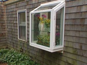 Residential Garden Window
